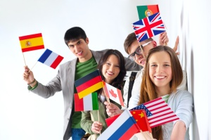 International education concept